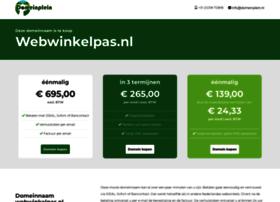 webwinkelpas.nl