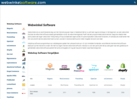 webwinkelsoftware.com