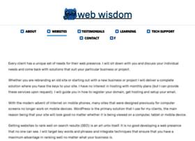 webwisdom.com.au