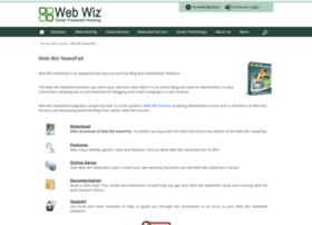 webwiznewspad.com