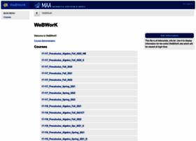 webwork.nwmissouri.edu