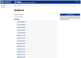 webwork.umflint.edu