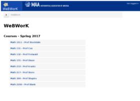 webwork.wustl.edu
