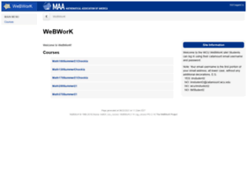 webwork2.wcu.edu