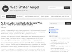 webwriterangel.com