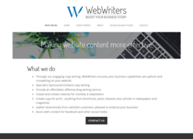 webwriters.co.nz