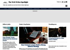 webwriterspotlight.com
