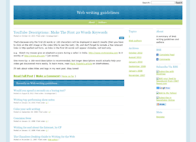 webwritingtips.wordpress.com