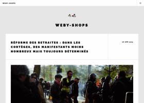 weby-shops.fr