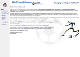 webyouthsoccer.com