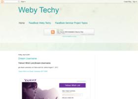 webytechy.blogspot.in