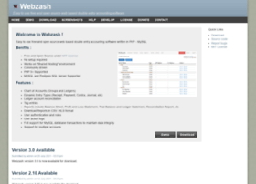 webzash.org