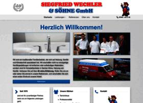 wechler-soehne.de