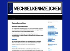 wechselkennzeichen.net