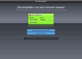 wecker.miniwebapps.de