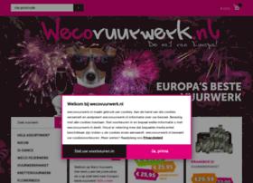 wecovuurwerk.nl