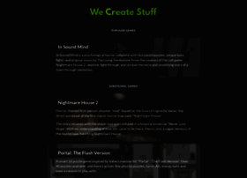 wecreatestuff.com