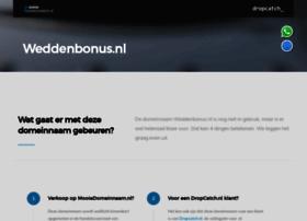 weddenbonus.nl