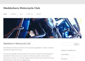 wedderburnmotorcycleclub.org.au