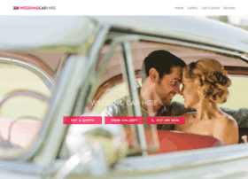 wedding-carhire.net