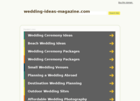 wedding-ideas-magazine.com
