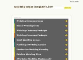 wedding-ideas-magazine.com