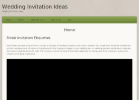 wedding-invitation-ideas.com