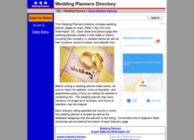 wedding-planners.regionaldirectory.us