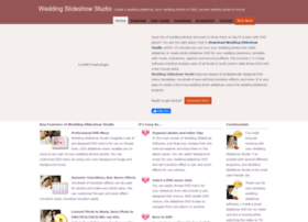 wedding-slideshow-studio.com