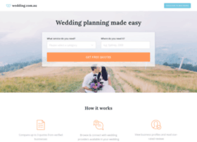wedding.com.au