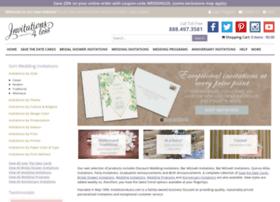 wedding.invitations4less.com