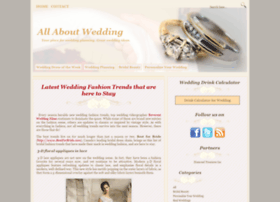 weddingallabout.com