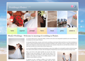 weddingatphuket.com
