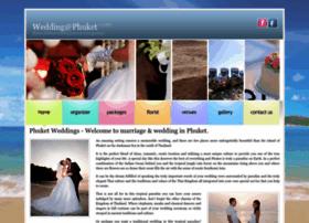 weddingatphuket.com