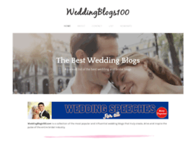 weddingblogs100.com