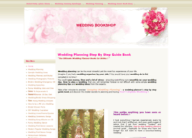 weddingbookshop.com