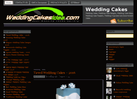 weddingcakesidea.com