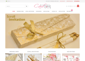 weddingcardzone.com