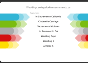 weddingcarriageforhiresacramento.us