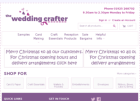 weddingcrafter.co.uk