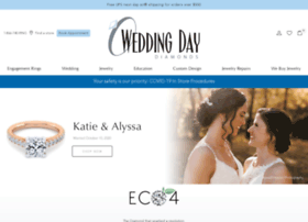 weddingdaydiamonds.com