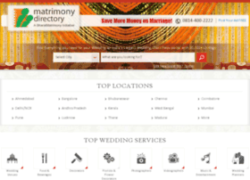 weddingdirectory.bharatmatrimony.com