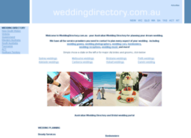 weddingdirectory.com.au