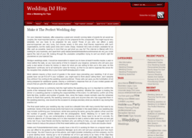 weddingdjhire.com