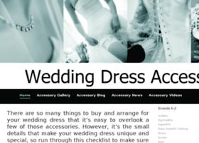 weddingdressaccessory.com