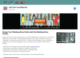 weddingdresscreator.com