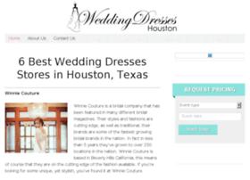weddingdresseshoustontx.com