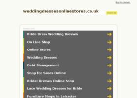 weddingdressesonlinestores.co.uk