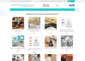 weddingfavordiscount.com