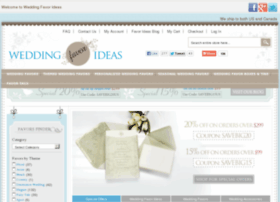 weddingfavorideas.com